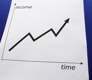 Votre revenu résiduel se construira avec le temps