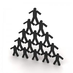 La vente pyramidale, définition même de l'arnaque en ligne