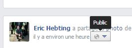 Publications Facebook gardez le contrôle