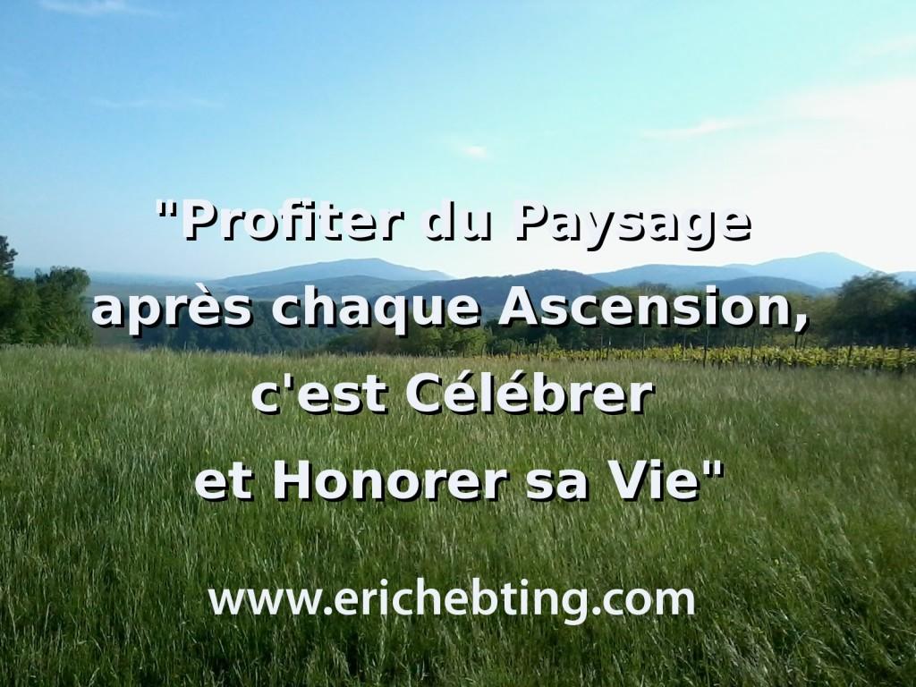 Célébrer et Honorer sa Vie