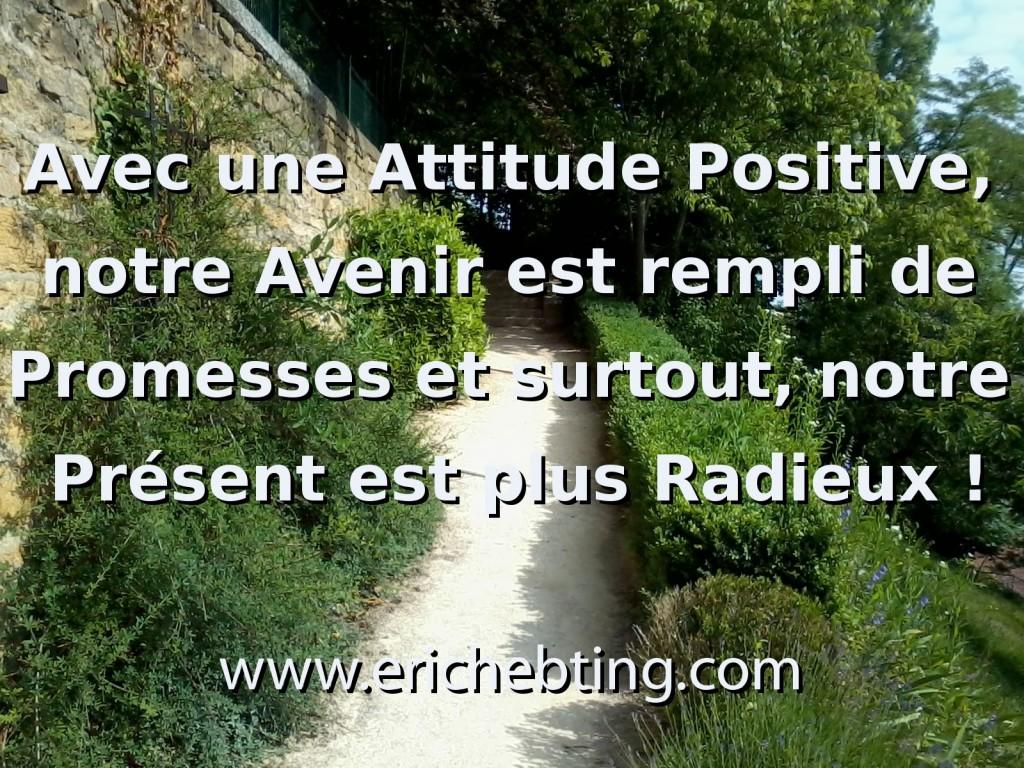 Une Attitude Positive