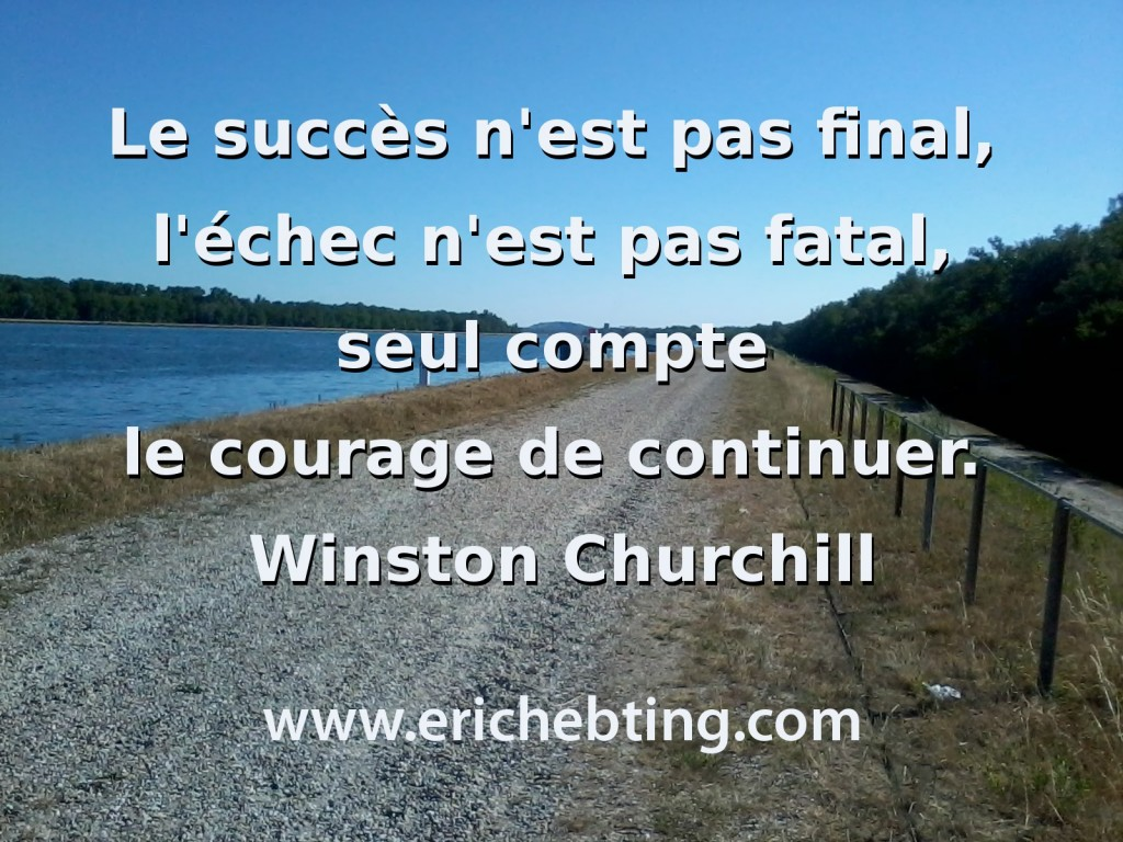 Le Courage de Continuer