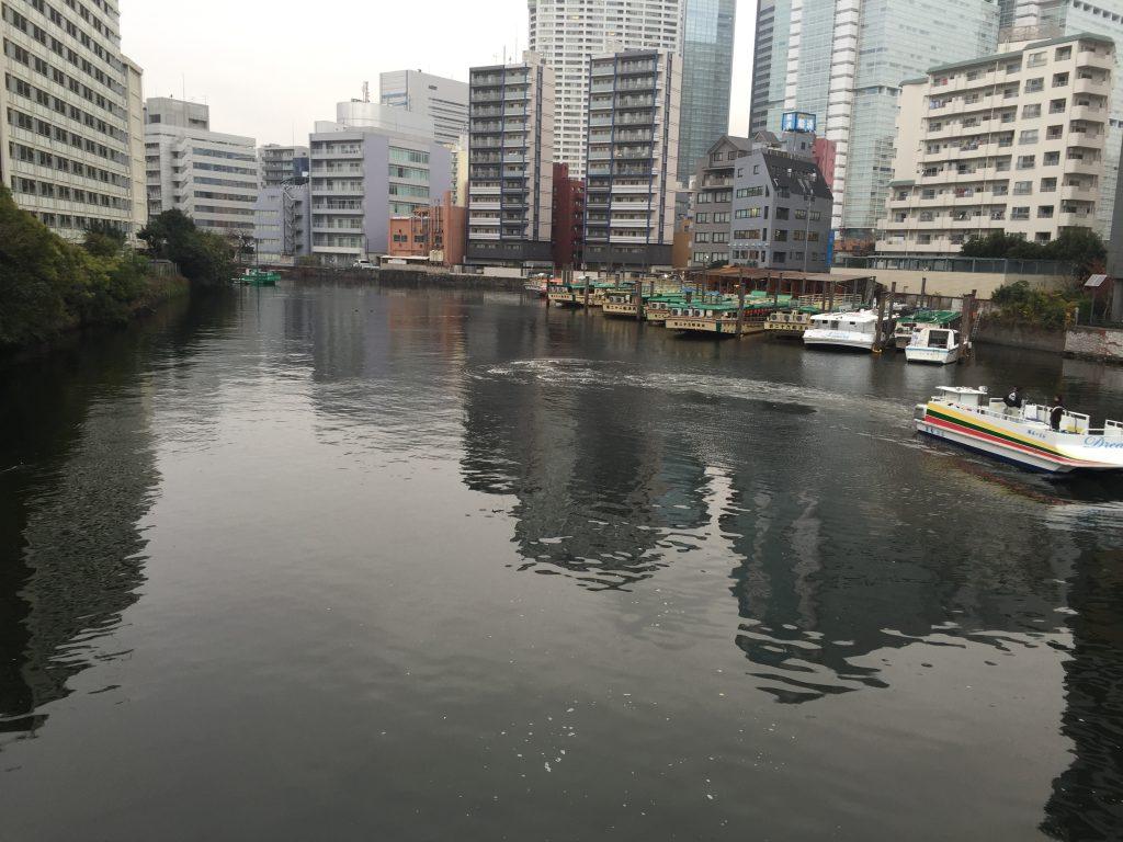 Escapade à Tokyo Jour 1 Maisons Bateaux suite