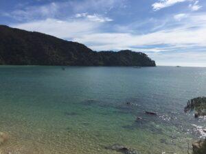 Notre Objectif ? Faire la randonnée Abel Tasman
